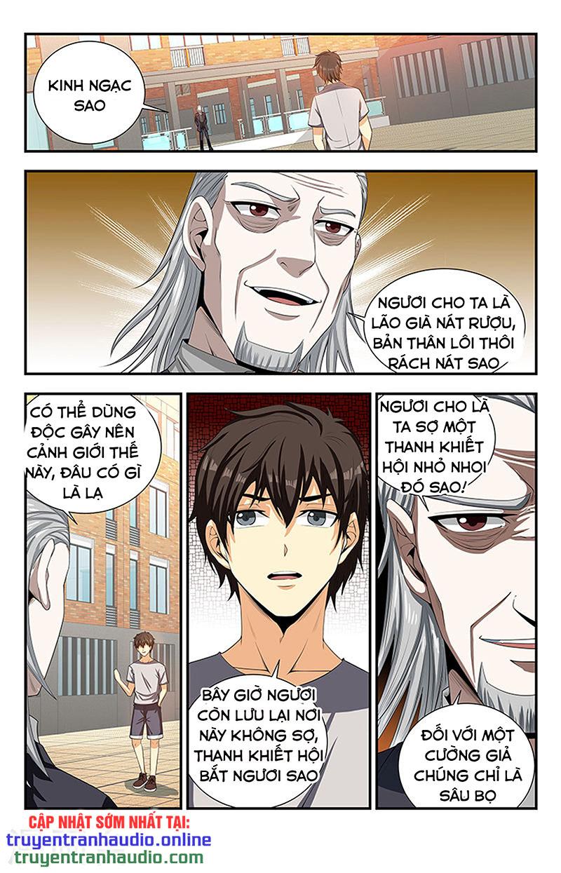 Long Ẩn Giả chap 165 - Trang 3