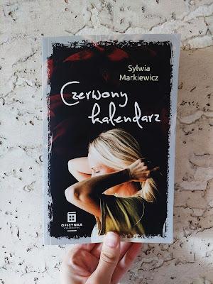 Czerwony kalendarz - Sylwia Markiewicz