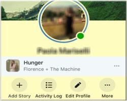Fitur Menambahkan Lagu Pada Profil Facebook