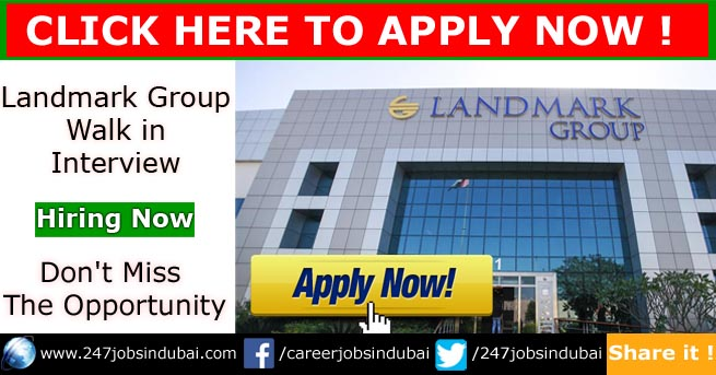 landmark group walk in interview