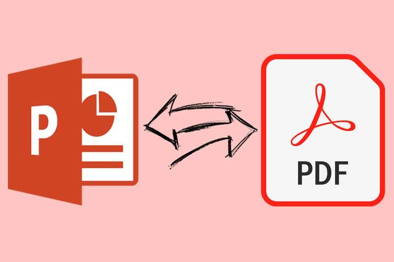 Hướng dẫn cách chuyển đổi file PDF sang Powerpoint trực tuyến online