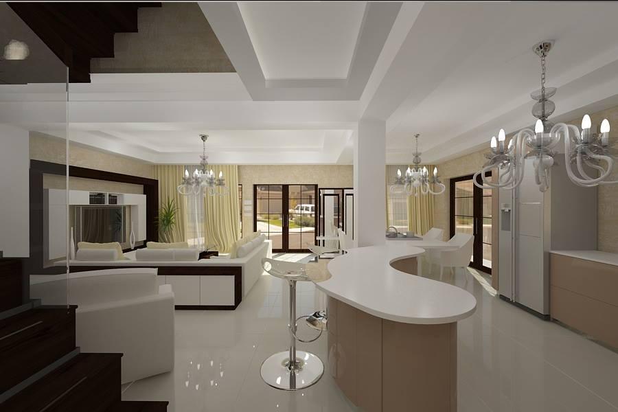 Design - interior - bucatarie - moderna - Bucuresti