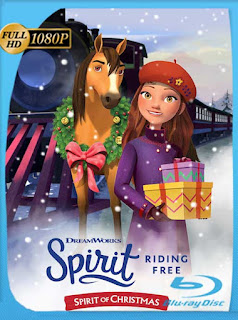 Spirit Riding Free: Spirit of Christmas (2019) HD [1080p] Latino [GoogleDrive] SilvestreHD