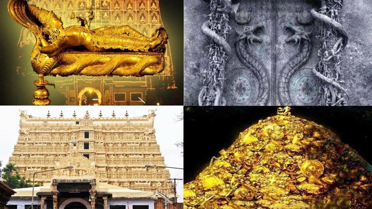 Sree Padmanabhaswamy temple treasures