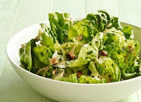 ensalada verduras