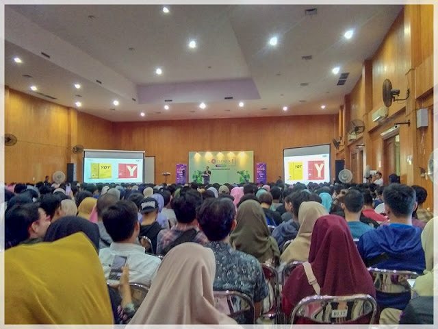 connext conference young on top purwokerto 2019