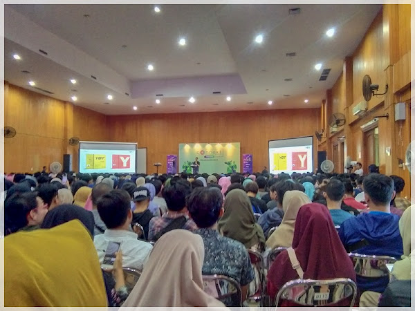 Connext Conference 2019 Purwokerto