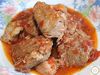 Friptura de porc cu legume reteta,