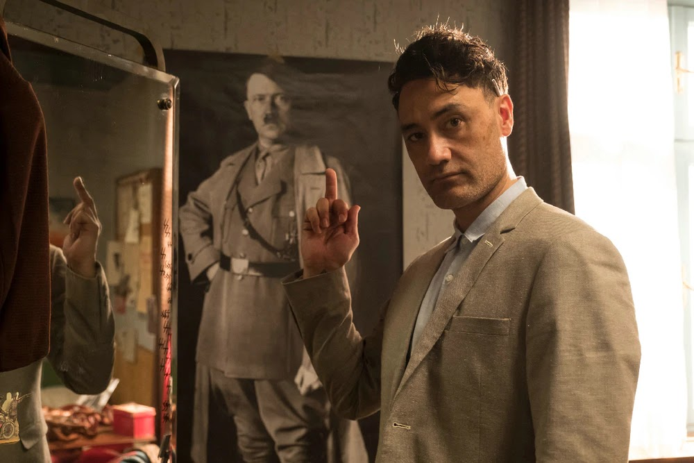 Jojo Rabbit - Poster e trailer del film satirico di Taika Waititi