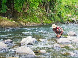 Sungai rindu hati bengkulu tengah