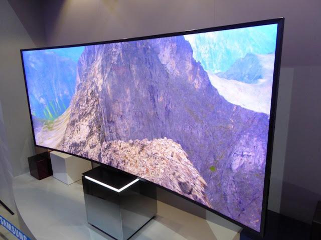 شاشة OLED من LG