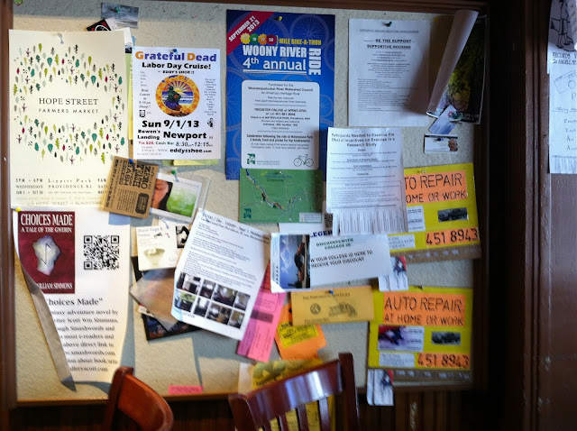 The-Bulletin-Board-at-Coffee-Exchange-Providence-Rhode-Island