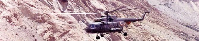 25 Yrs Ago, An IAF Mi-17 Was Shot Down While Army, Navy Chiefs Were Touring Siachen