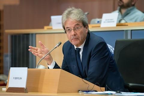 Gentiloni: nem lesz kettős mérce a költségvetési szabályok alkalmazásában