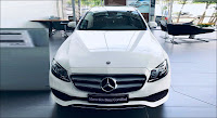 Mercedes E250 2018 đã qua sử dụng màu Trắng