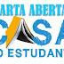 BROTAS DE MACAÚBAS: FALA BROTENSE - ESTUDANTES ESCREVEM CARTA ABERTA AO PREFEITO LITERCÍLIO JÚNIOR REIVINDICANDO MELHORIAS NA CASA DO ESTUDANTE DE SALVADOR