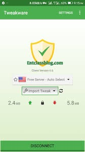 MTN Free Browsing Cheat Settings For 24Clan VPN Green Edition