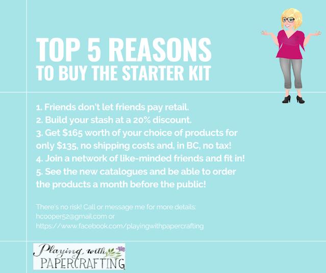 top 5 reasons to buy starter kit