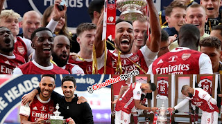 Arsenal Crowned FA Cup Champions