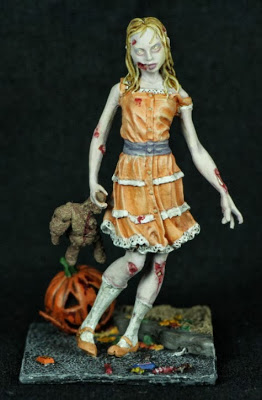 http://foureyed-monster.blogspot.com/2013/10/knight-models-zombie-girl-completed.html