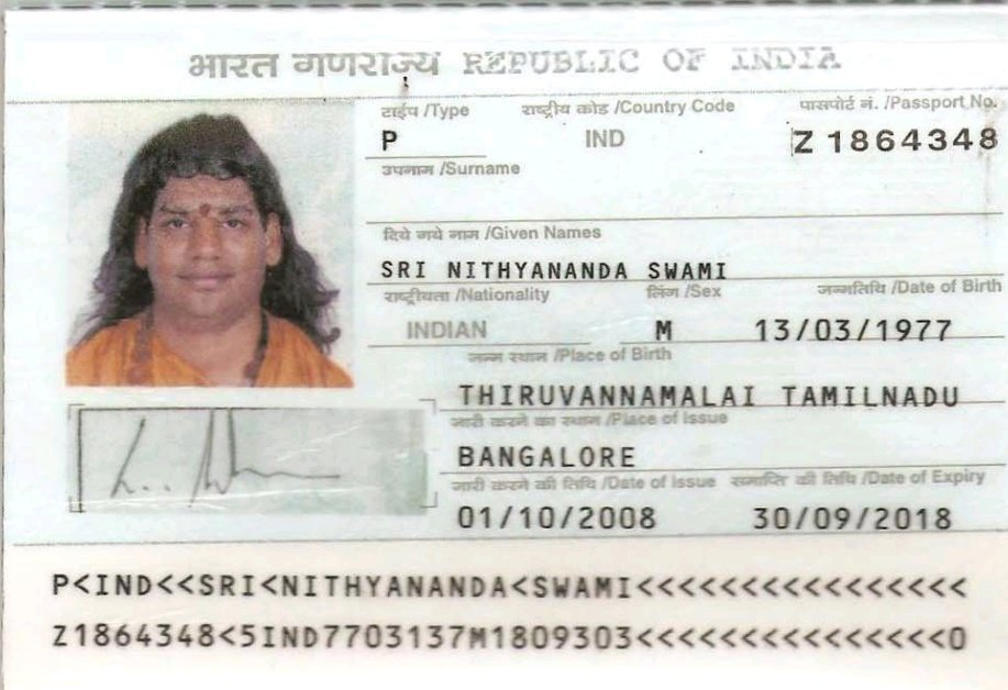 Nithyananda Truth About The Cult Of Swami Paramahamsa