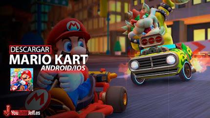 Descargar Mario Kart😍para Android y iOS
