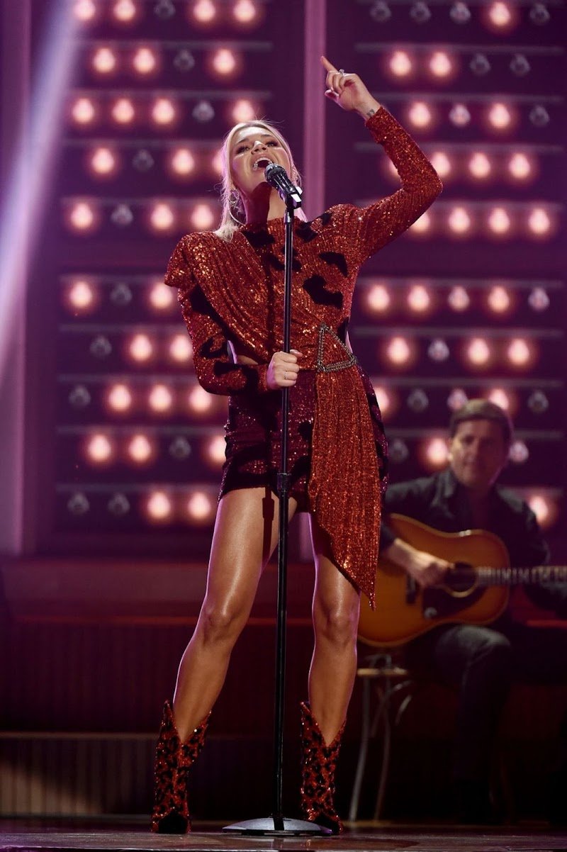 Kelsea Ballerini Performance Snaps at 2020 ACM Awards in Nashville 16 Sep-2020