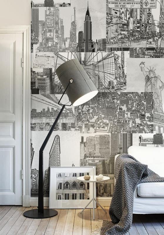 Ide Unik Dekorasi Wallpaper Dinding Artistik Ide Unik Dekorasi Wallpaper Dinding Artistik