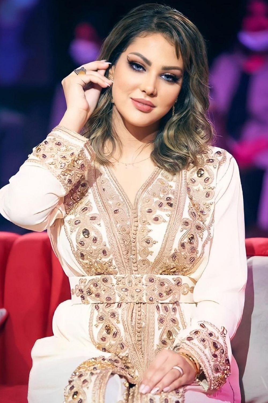beautiful moroccan actress
