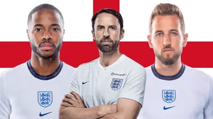 Official: England Euro Squad Announced