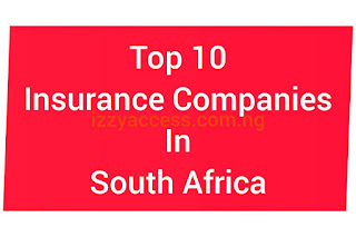 Top 10 Insurance Companies In South Africa