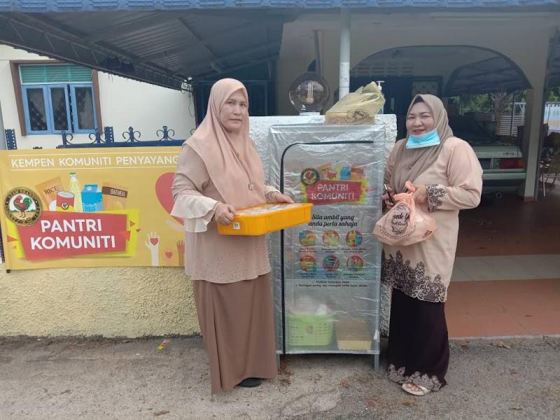 Inisiatif Pantri Komuniti AyamBersamaMu Tular di Kelantan!  Sukarelawan Kongsi Kemeriahan Hari Raya dengan Rumah Kebajikan yang Menguruskan Projek Pantri dengan Hidangan Masakan Ayam Brand