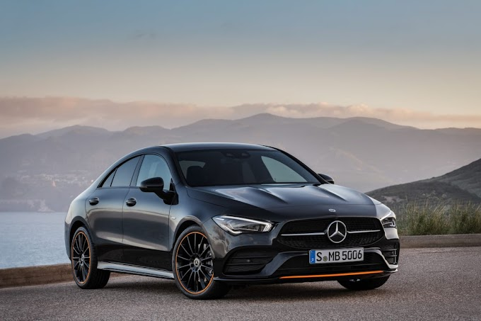 2020 Mercedes-Benz CLA Coupe Price In USA | Top Speed | Features | Specification | Images