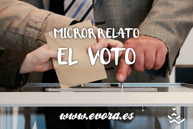 Microrrelato: El voto