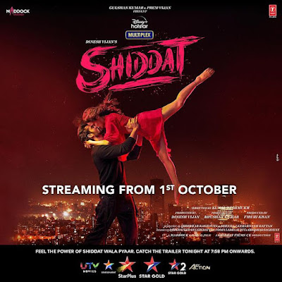 Shiddat Web Series Cast, Wiki, Release date, Trailer, Song and Review