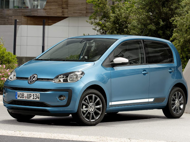 Volkswagen up! 2017