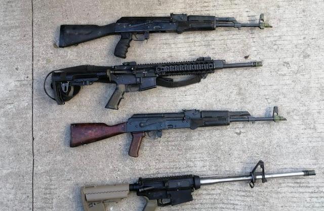 Durante marzo, aseguró SSP 50 armas de fuego y más de mil cartuchos útiles