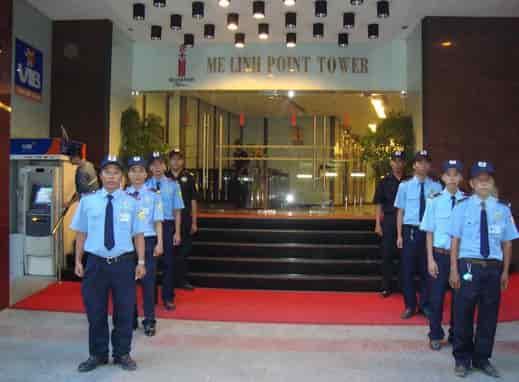 Triển khai bảo vệ mục tiêu khách sạn
