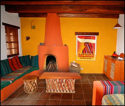 American Indian Theme Bedrooms Mexican Rustic Style Decor