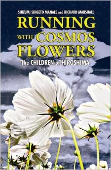 Running With Cosmos Flowers
