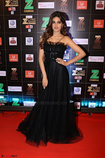 Bollywood Celebrities on the Red Carpet Of Zee Cine Awards 2017 Exclusive 009.JPG