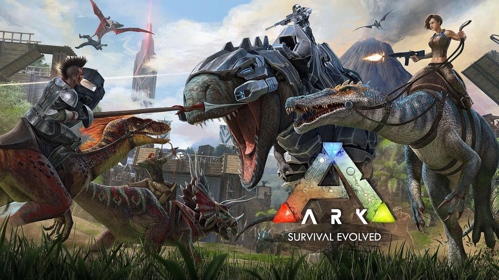 ARK: Survival Evolved - Extinction - CorePack | FitGirl Repack