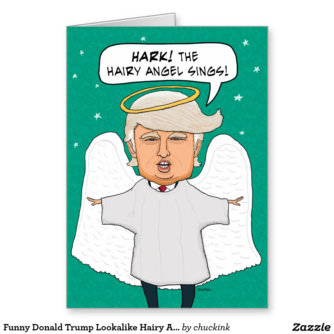 Hark, The Hairy Angel Sings, Advocating Awful Things