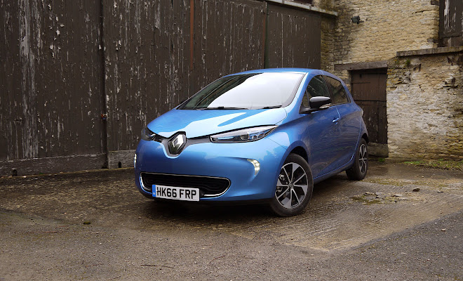 the long ranger renault zoe 40 review. Black Bedroom Furniture Sets. Home Design Ideas