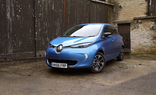 The long ranger: Renault Zoe 40 review