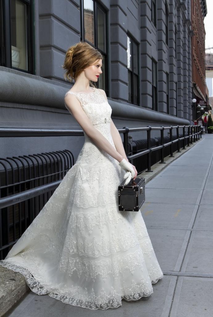 Henry Roth Wedding Dresses 2012