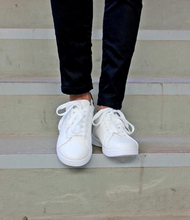 Como usar Tênis branco amiclubwear
