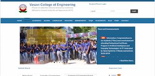 Vasavi Engineering College