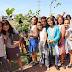 Secretaria de Meio Ambiente e Economia Solidária realiza mutirão para o plantio de árvores