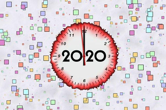 30 Kata Kata Ucapan Selamat Tahun Baru 2020 Beserta Doa dan Harapan Terbaik